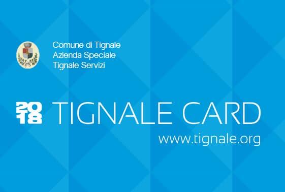 Tignale Card 2018